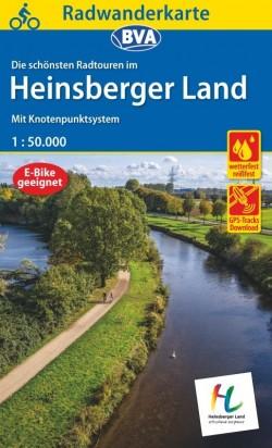 BVA Radwanderkarte 1:50.000 Heinsbergerland