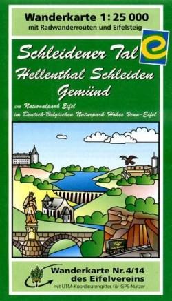 WK Schleidener Tal 1:25.000 (4/14)