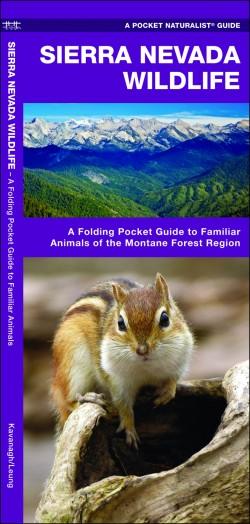 Natuurzakgids-Sierra Nevada Wildlife (2013)