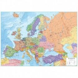 Bureaulegger Europa 68 x 49cm