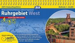 ADFC-Radausflugsfuehrer Ruhrgebiet West 1.A 2013