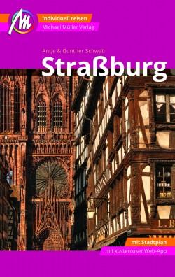 Reisgids Straßburg 1.A 2019
