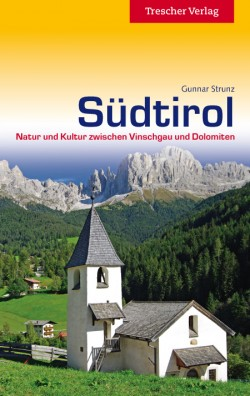 Reisgids Südtirol (Gunnar Strunz)