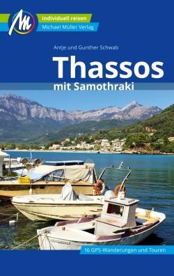 Reisgids Thassos & Samothraki 8.A 2020