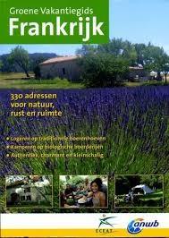 Groene Vakantiegids Frankrijk (2012)