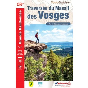GR502 TRAVERSÉE DU MASSIF DES VOSGES