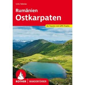 Rother Wanderführer Rumänien Ostkarpaten - 64 Touren mit GPS-Tracks (1.A 2021)