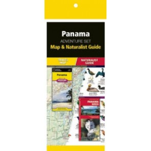 Panama Adventure Set (Map & Naturalist Guide)