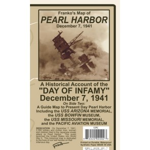 Pearl Harbor History Map & Guide