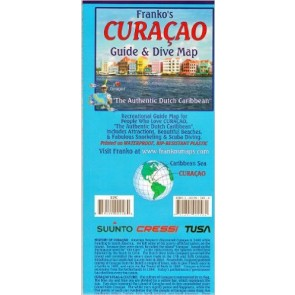 Curaçao Guide & Dive Map