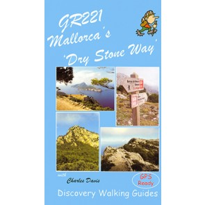 GR221 Mallorca's Dry Stone Way 6/2009