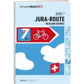 Veloland Schweiz Band 7 Jura-Route