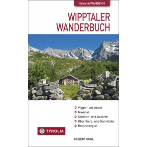 Wandelgids Wipptaler Wanderbuch 2.A 2016