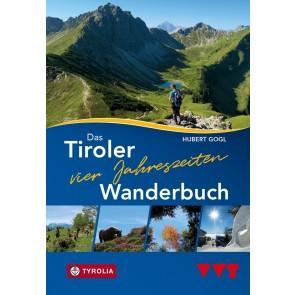 Das Tiroler vier Jahreszeiten Wanderbuch