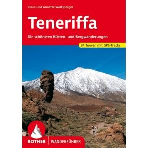 Wandelgids Teneriffa 84 Touren (19.A 2020)