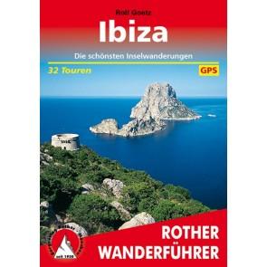 Rother Wanderführer Ibiza - 32 Touren (2.A 2016)