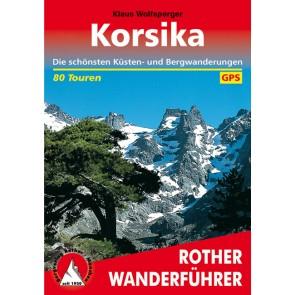 Rother Wanderführer Korsika 80 Touren (14.A 2016)