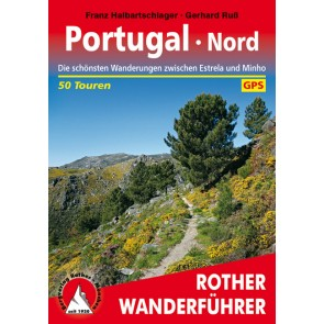 Wandelgids Rother Portugal - Nord 50 Touren 2.A 2017