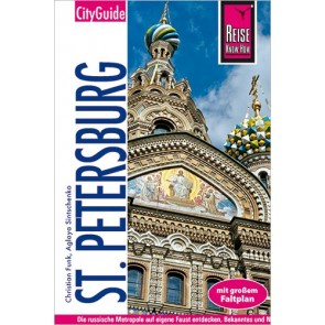 RKH CityGuide St. Petersburg 2.A 2011 (full colour)