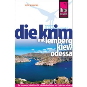 RKH Die Krim mit Lemberg, Kiew und Odessa 3.A 2012