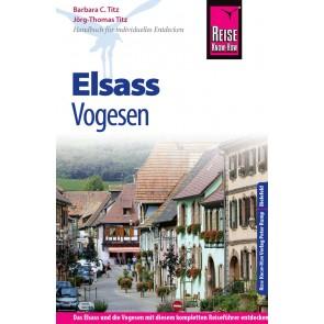 Reisgids Elsass - Vogesen 5.A 2015/16