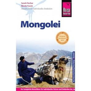 Reisgids Mongolei 1.A 2015/16