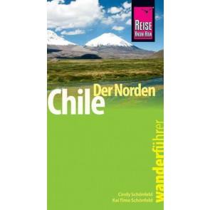 Wandelgids Chile der Norden 1.A 2015