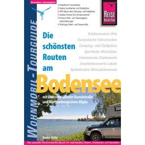 Wohnmobil-Tourguide Bodensee die schönsten Routen 1.A 2015
