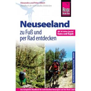Neuseeland zu Fuß und per Rad entdecken 3.A 2016