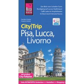 City|Trip Pisa, Lucca, Livorno 1.A 2016