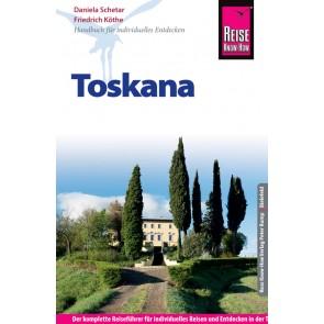 Reisgids RKH Toskana 1.A 2016
