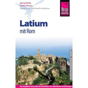 Reisgids Latium mit Rom 5.A 2016