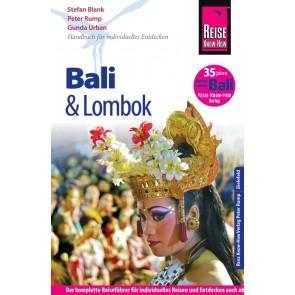Reisgids Bali & Lombok 13.A 2017
