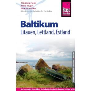 Reisgids Baltikum 3.A 2017/18