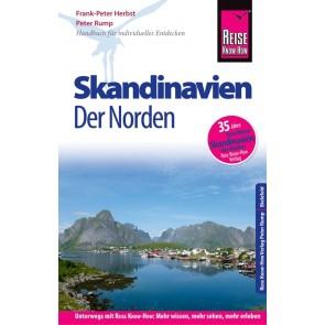 Reisgids Skandinavien der Norden 14.A 2018