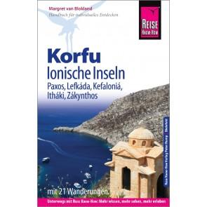 Reisgids Korfu 9.A 2018
