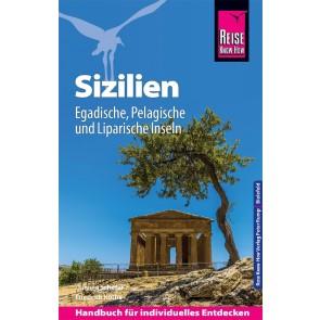 Reisgids Sizilien Egadische, Pelagische und Liparische Inseln 11.A 2019