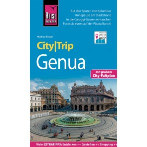 Reisgids CityTrip Genua 1.A 2020
