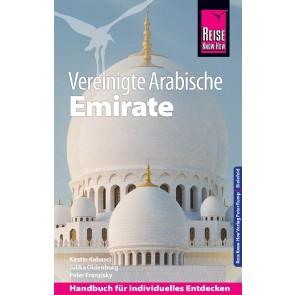 Reisgids Vereinigte Arabische Emirate 9.A 2019/20