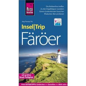 Reisgids InselTrip Färöer 2.A 2019