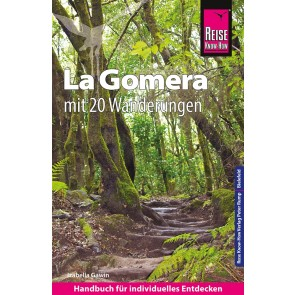 Reisgids La Gomera-mit 20 Wanderungen 11.A 2020