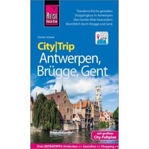City|Trip Antwerpen, Brugge, Gent 9.A 2020