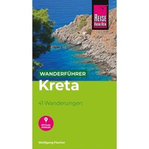 Wandelgids Kreta - 41 Wanderungen
