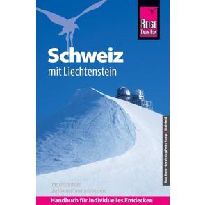 Reisgids Schweiz mit Liechtenstein 8.A 2020