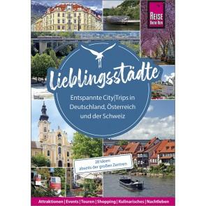 Lieblingsstädte - Citytrips in Deutschland, Österreich und der Schweiz