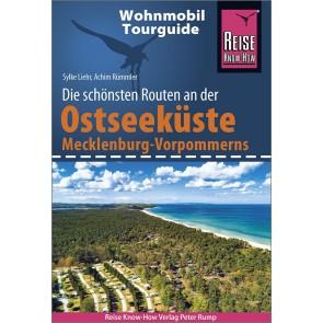 Campergids RKH WoMo Tourguide Ostseeküste Mecklenburg-Vorpommern - die schönsten Routen