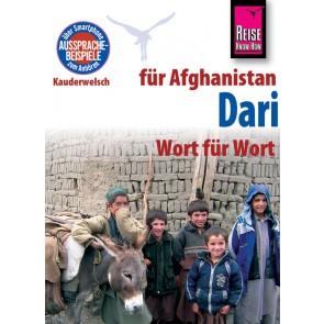 Taalgids Kauderwelsch 202 Dari für Afghanistan 3.A 2015