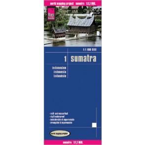 LK Indonesia 1: Sumatra 1:1,1m. 1.A 2010