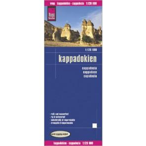 LK Cappadocia/Kappadokien 1:120 000 1.A 2012