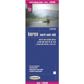 LK Korea North & South 1:700 000 1.A 2013
